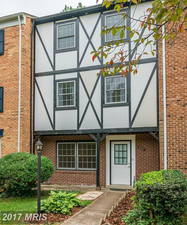 6165 Gothwaite Drive, Centreville, VA 20120 (#FX10062493) :: Mosaic Realty Group