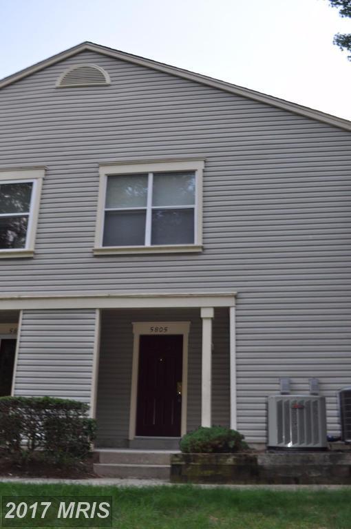 5805 Orchard Hill Lane #5805, Clifton, VA 20124 (#FX10063340) :: Arlington Realty, Inc.