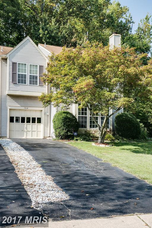 7918 Gambrill Court, Springfield, VA 22153 (#FX10072817) :: RE/MAX Executives
