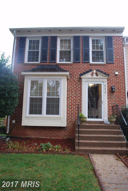 6579 Sand Wedge Court, Alexandria, VA 22312 (#FX10080518) :: Pearson Smith Realty