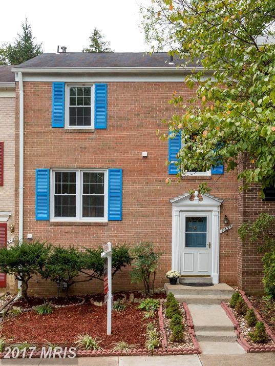 9533 Burdett Road, Burke, VA 22015 (#FX10080867) :: Browning Homes Group