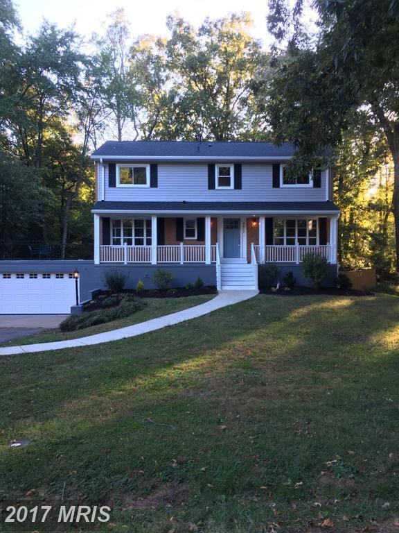 8613 Janet Lane, Vienna, VA 22180 (#FX10086919) :: Browning Homes Group