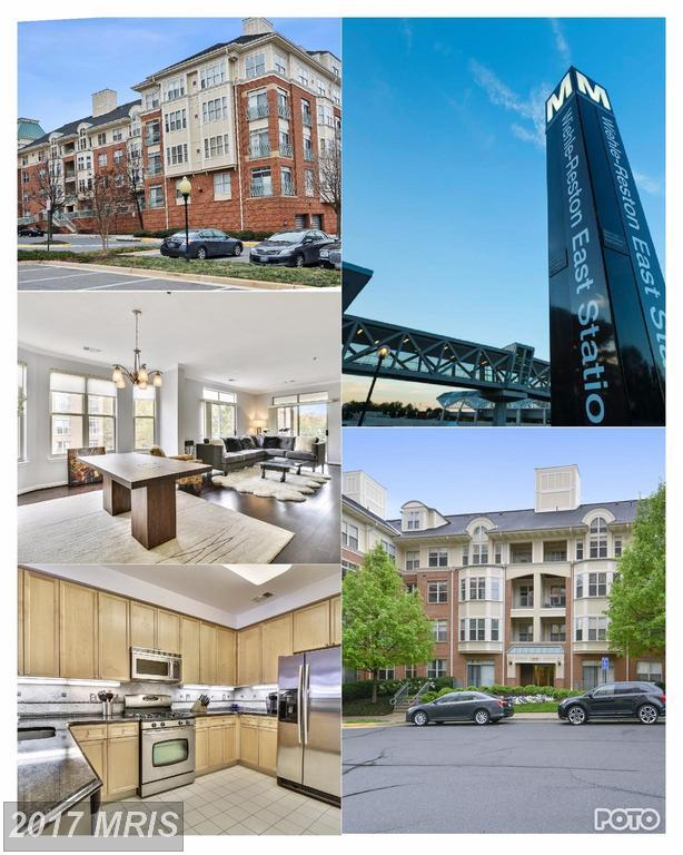 1855 Stratford Park Place #304, Reston, VA 20190 (#FX10105610) :: Provident Real Estate