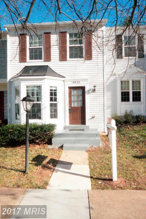 14820 Lynhodge Court, Centreville, VA 20120 (#FX10107995) :: Pearson Smith Realty