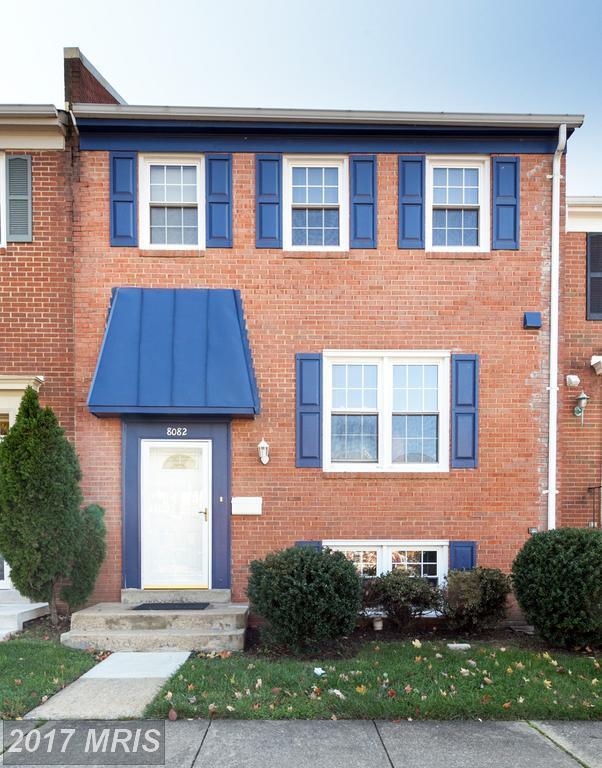 8082 Powderbrook Lane, Springfield, VA 22153 (#FX10114976) :: Tom & Cindy and Associates