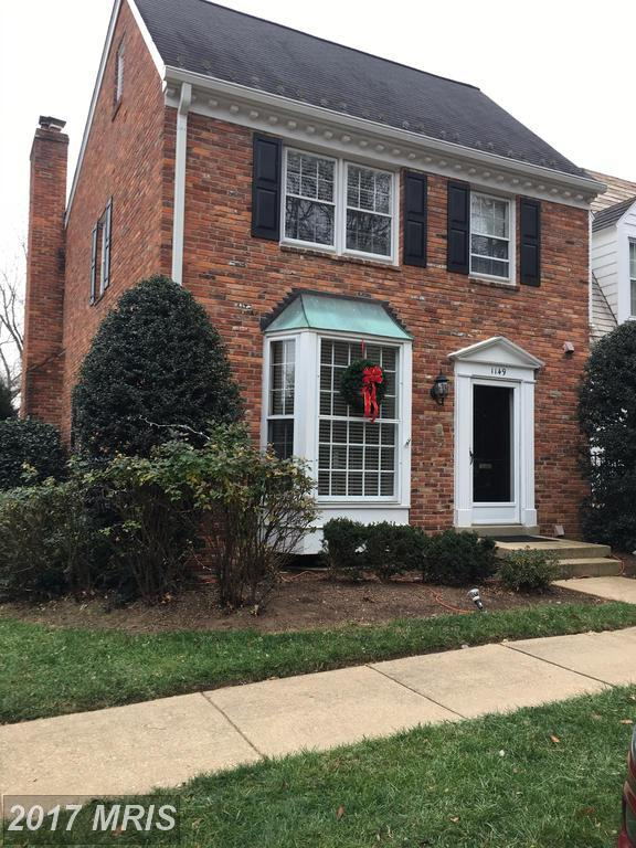 1149 Randolph Road, Mclean, VA 22101 (#FX10120571) :: Jacobs & Co. Real Estate