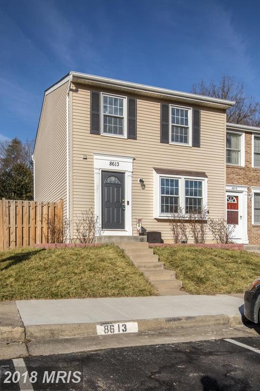 8613 Spring Creek Court, Springfield, VA 22153 (#FX10139208) :: The Putnam Group