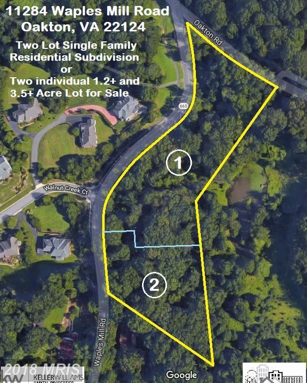 11284 Waples Mill Road, Oakton, VA 22124 (#FX10152574) :: Labrador Real Estate Team
