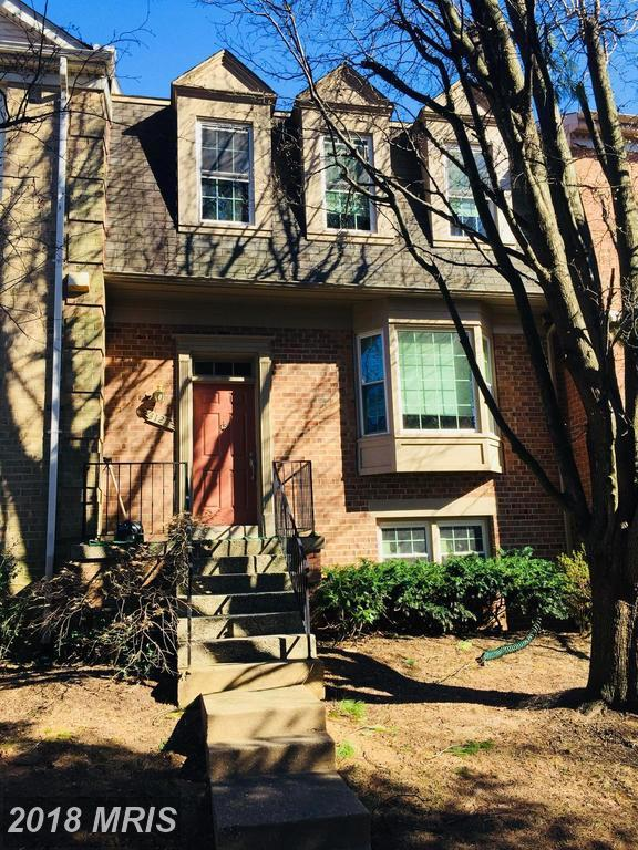 4125 Meadow Field Court, Fairfax, VA 22033 (#FX10176983) :: The Vashist Group