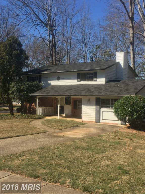 8601 Cromwell Drive, Springfield, VA 22151 (#FX10183155) :: Long & Foster
