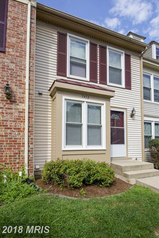 7472 Laurel Oak Court, Springfield, VA 22153 (#FX10183929) :: Dart Homes
