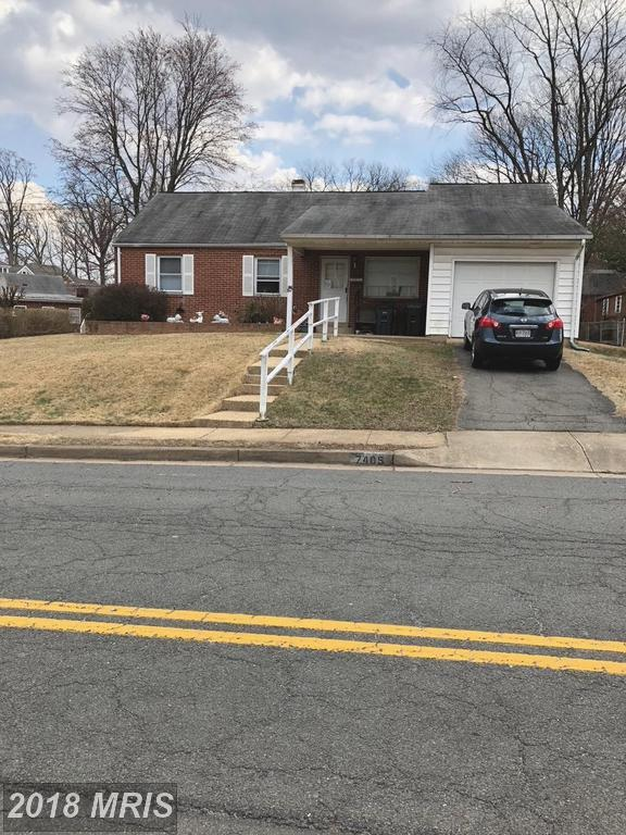 7405 Lisle Avenue W, Falls Church, VA 22043 (#FX10185679) :: City Smart Living