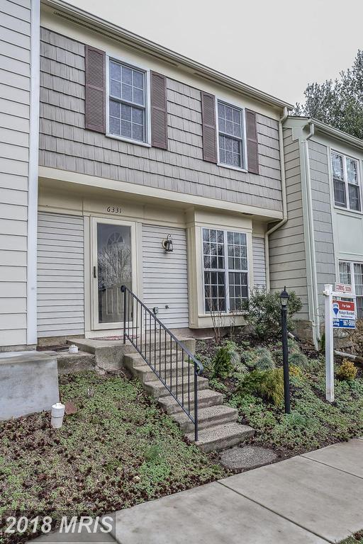 6331 Prince Way, Centreville, VA 20120 (#FX10185960) :: Arlington Realty, Inc.