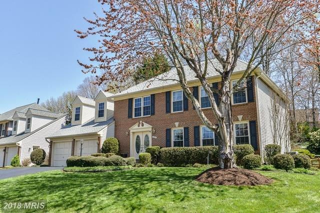 8316 Argent Circle, Fairfax Station, VA 22039 (#FX10214059) :: Browning Homes Group