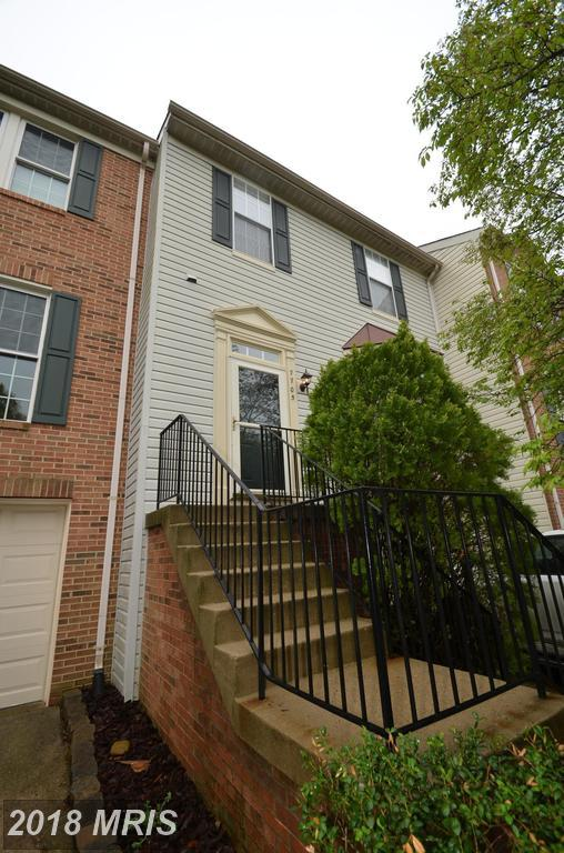 7705 Effingham Square, Alexandria, VA 22315 (#FX10220246) :: Bruce & Tanya and Associates