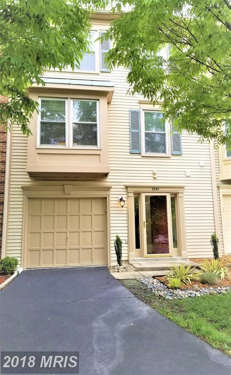 5332 Buxton Court, Alexandria, VA 22315 (#FX10235371) :: Browning Homes Group