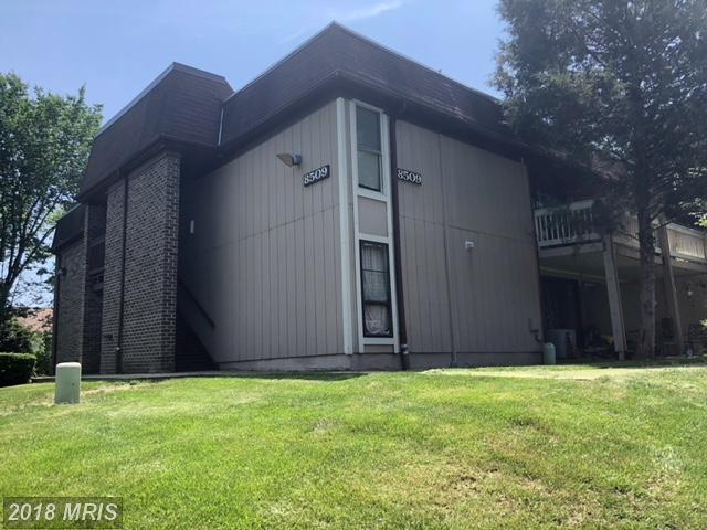 8509 Barrington Court B, Springfield, VA 22152 (#FX10250438) :: Keller Williams Pat Hiban Real Estate Group