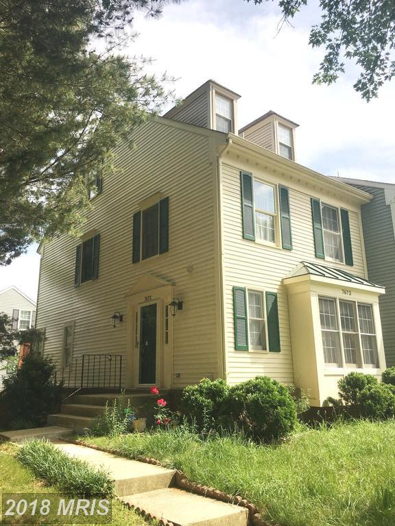 7673 Northern Oaks Court, Springfield, VA 22153 (#FX10255454) :: Jim Bass Group of Real Estate Teams, LLC