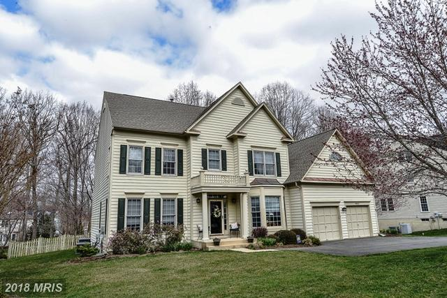9632 Nuthatch Drive, Fairfax Station, VA 22039 (#FX10261880) :: Browning Homes Group