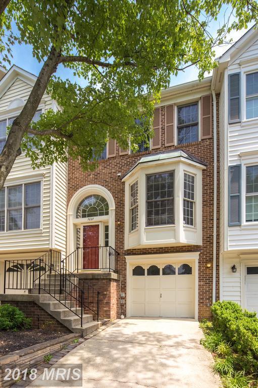 7027 Ashleigh Manor Court, Alexandria, VA 22315 (#FX10265743) :: Browning Homes Group