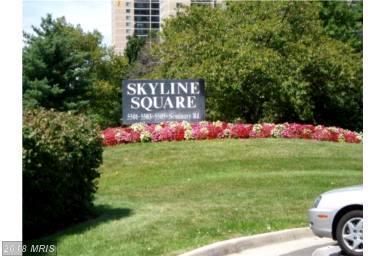 5505 Seminary Road 1517N, Falls Church, VA 22041 (#FX10266124) :: Keller Williams Pat Hiban Real Estate Group