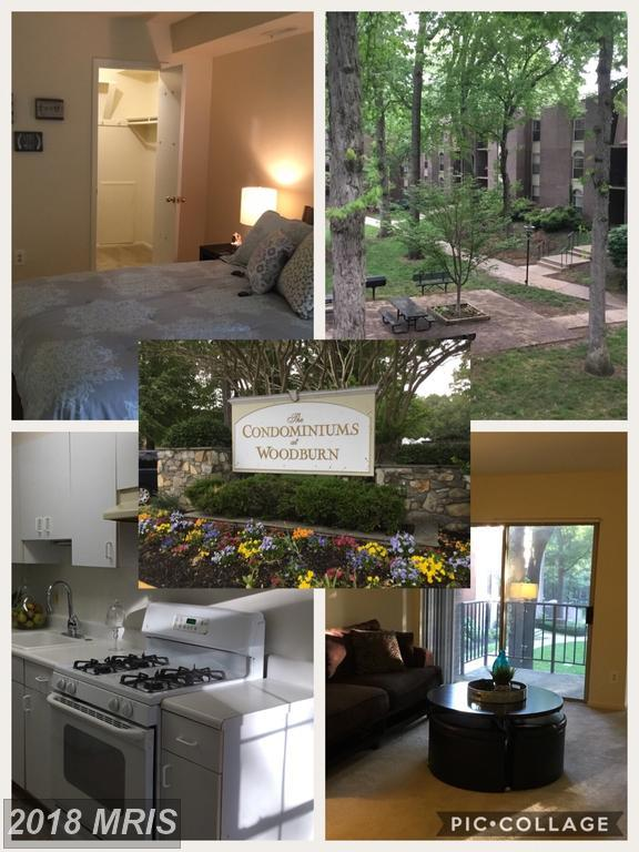 3378 Woodburn Road #23, Annandale, VA 22003 (#FX10271072) :: Keller Williams Pat Hiban Real Estate Group