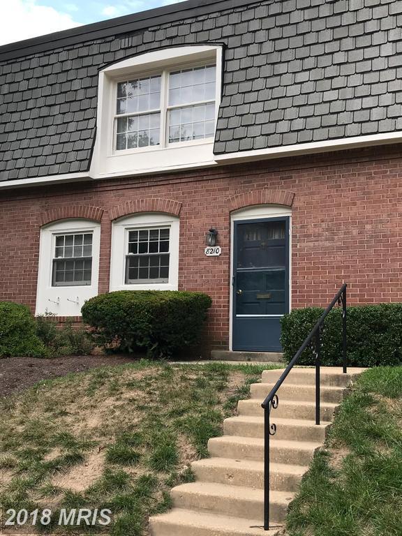 8210 Tory Road #139, Springfield, VA 22152 (#FX10289479) :: Keller Williams Pat Hiban Real Estate Group
