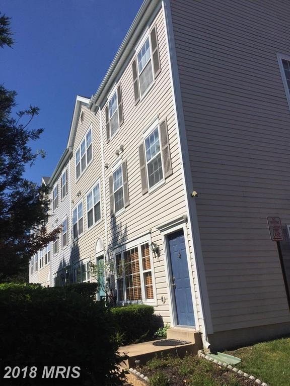 8167 Cockburn Court #165, Lorton, VA 22079 (#FX10291951) :: Pearson Smith Realty