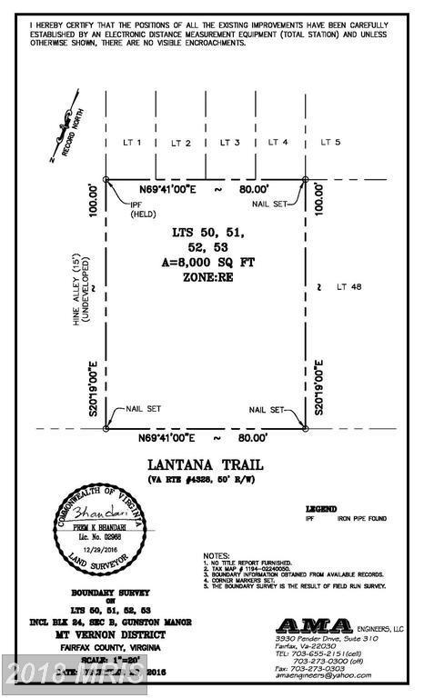 Lantana Trail, Lorton, VA 22079 (#FX10302867) :: AJ Team Realty