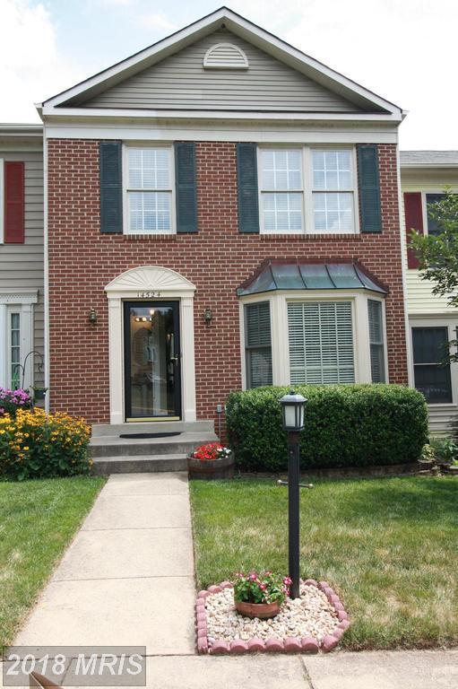 14524 Battery Ridge Lane, Centreville, VA 20120 (#FX10304366) :: The Putnam Group
