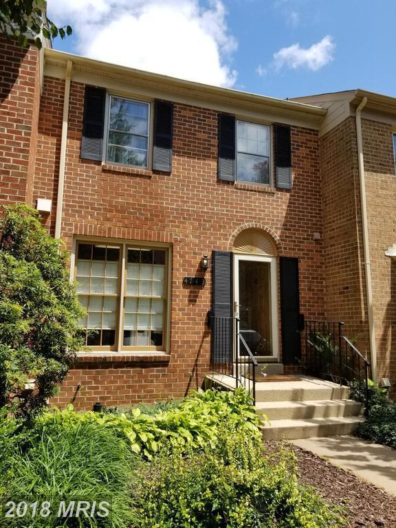 4743 Gainsborough Drive, Fairfax, VA 22032 (#FX10316294) :: Eng Garcia Grant & Co.