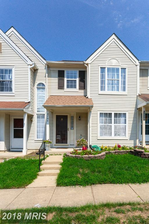 8704 Village Green Court, Alexandria, VA 22309 (#FX10317473) :: SURE Sales Group