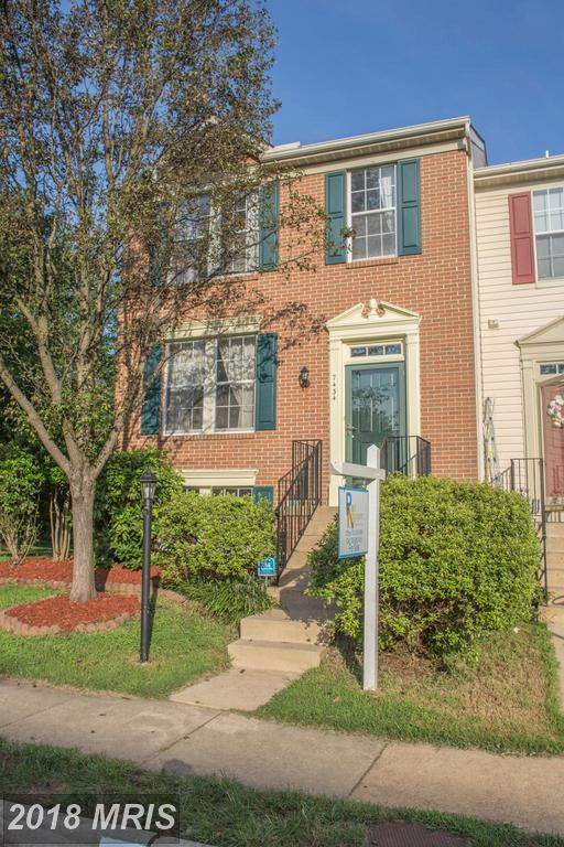 7434 Gadsby Square, Alexandria, VA 22315 (#FX10317710) :: SURE Sales Group