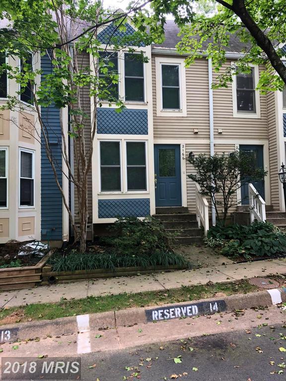 2166 Whisperwood Glen Lane, Reston, VA 20191 (#FX10348546) :: Berkshire Hathaway HomeServices