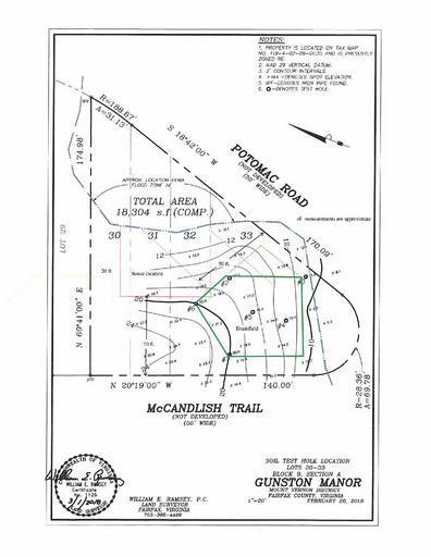 Mccandlish Trail, Lorton, VA 22079 (#FX10351189) :: Tom & Cindy and Associates