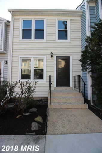 6167 Glen Eagles Court, Falls Church, VA 22044 (#FX10354172) :: RE/MAX Gateway