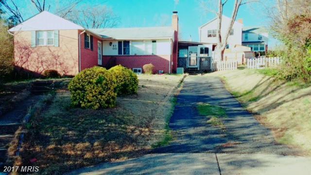 6100 Pine Grove Circle, Alexandria, VA 22303 (#FX9918366) :: LoCoMusings