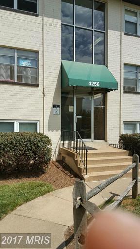 4256 Buckman Road #25, Alexandria, VA 22309 (#FX9924944) :: A-K Real Estate