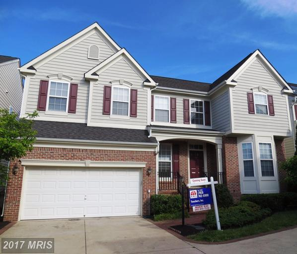 4163 Travers Court, Chantilly, VA 20151 (#FX9943346) :: LoCoMusings