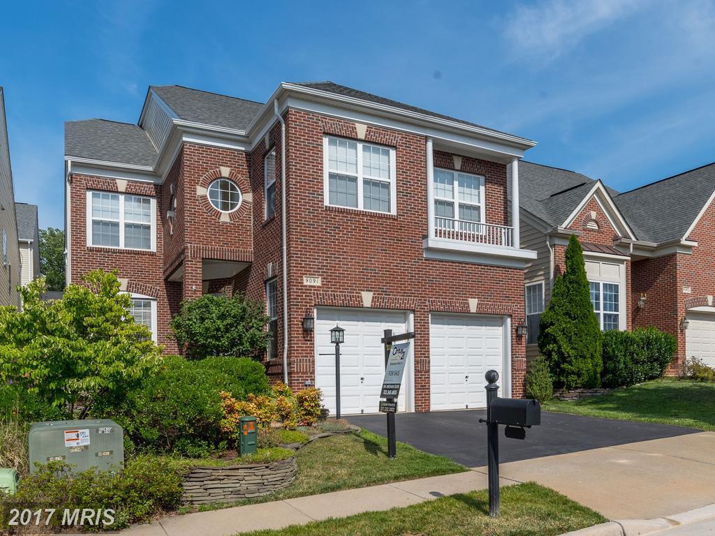 9091 Purvis Drive, Lorton, VA 22079 (#FX9989079) :: Robyn Burdett Real Estate Group