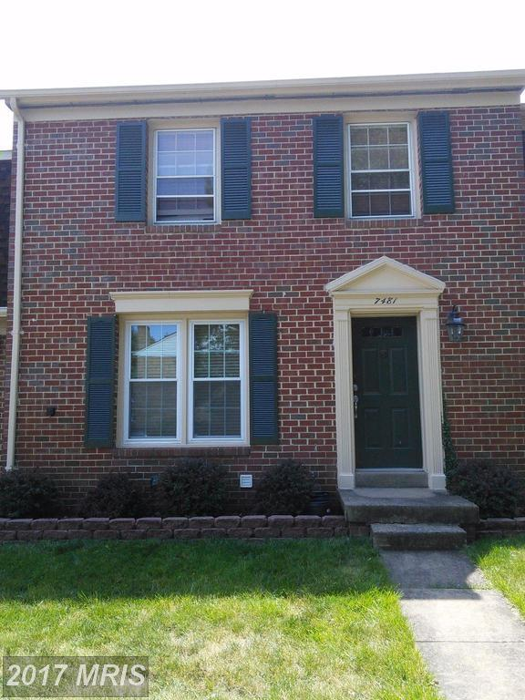 7481 Demille Court, Annandale, VA 22003 (#FX9989432) :: Circadian Realty Group