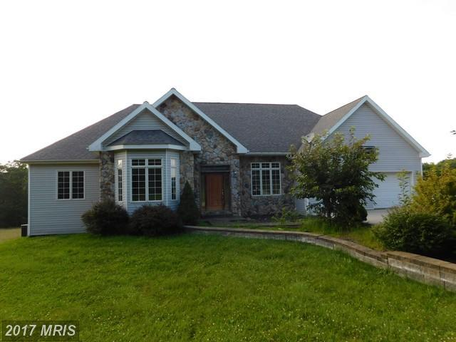 299 Edens Ridge Road, Oakland, MD 21550 (#GA10015787) :: Pearson Smith Realty