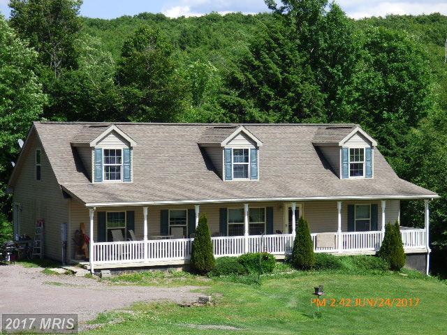 1781 Blocher Road, Frostburg, MD 21532 (#GA9987378) :: Colgan Real Estate