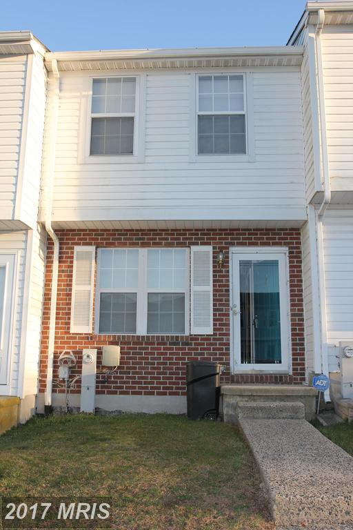 813 Clover Leaf Court, Edgewood, MD 21040 (#HR10019823) :: Pearson Smith Realty