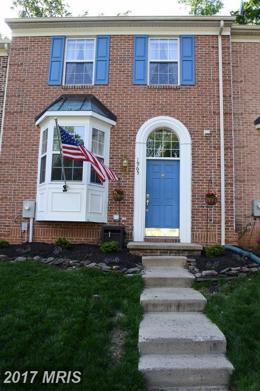 1965 Millington Square, Bel Air, MD 21015 (#HR10026284) :: Pearson Smith Realty