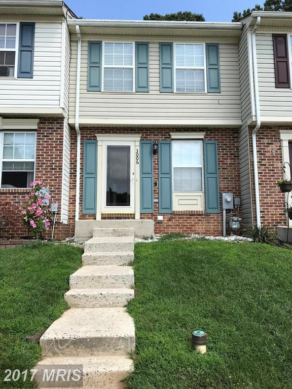 3006 Benefit Court, Abingdon, MD 21009 (#HR10026773) :: Pearson Smith Realty