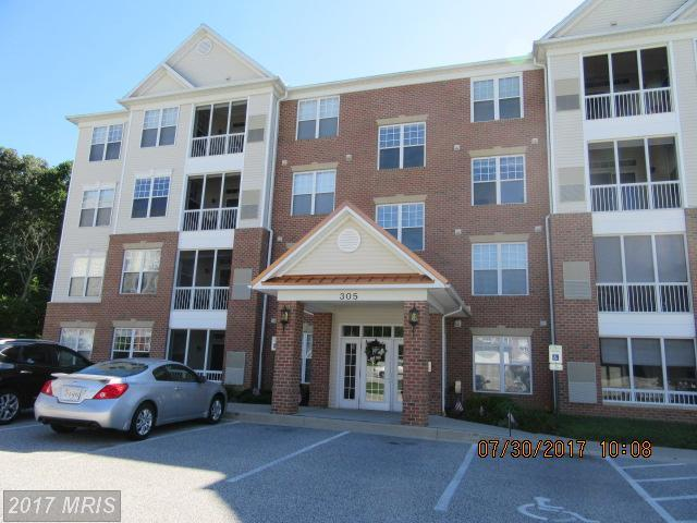 305 Tiree Court #304, Abingdon, MD 21009 (#HR10027502) :: Pearson Smith Realty