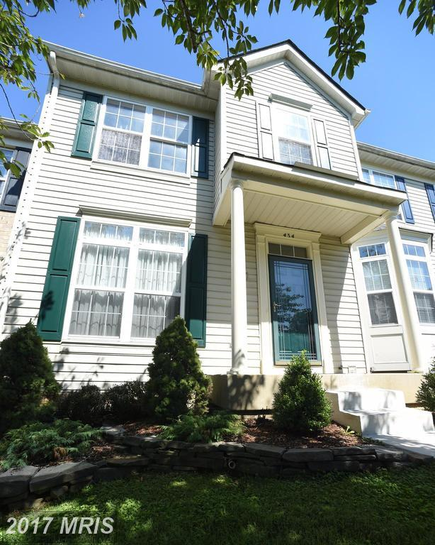 434 Amelanchier Court, Bel Air, MD 21015 (#HR10058748) :: Pearson Smith Realty