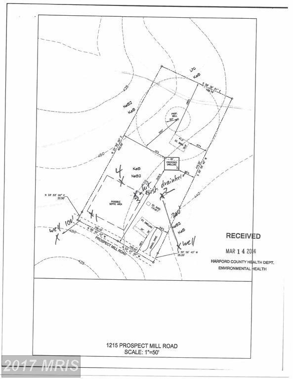 1215 Prospect Mill Road, Bel Air, MD 21015 (#HR10083581) :: Gladis Group