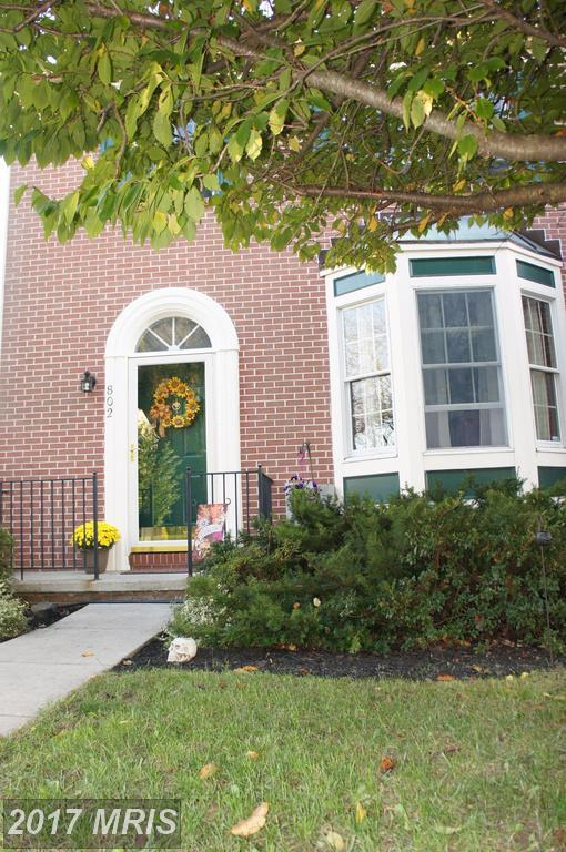 802 Albion Place, Bel Air, MD 21014 (#HR10086865) :: The Dailey Group